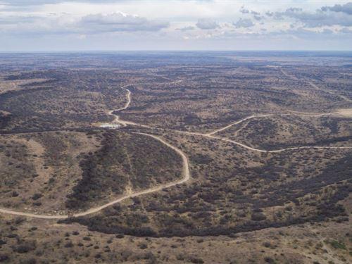 Comanche Canyons Ranch : Throckmorton : Texas