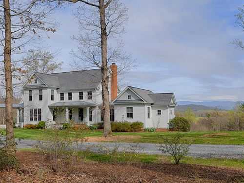 Stunning Blue Ridge Mountain Views : Madison : Virginia