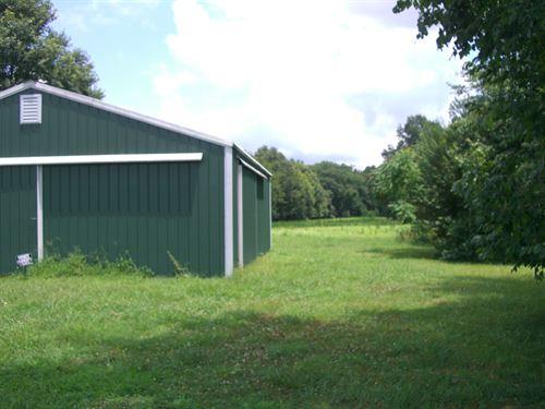 40 Acres Some Crop Land, Hollywood : Hollywood : Jackson County : Alabama