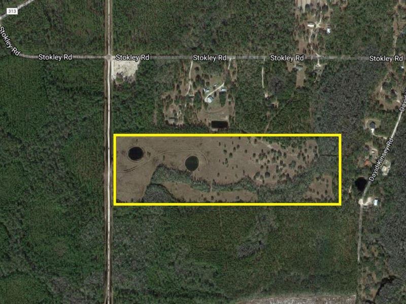 Map Of Wakulla County Florida.55 Ac In Wakulla County Ranch For Sale Crawfordville Wakulla