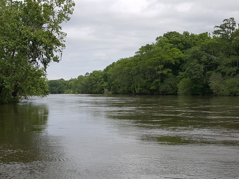Flint River Property For Sale In Georgia