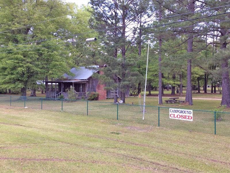 Dry Creek Campground : Ranch for Sale : Luverne : Crenshaw County : Alabama