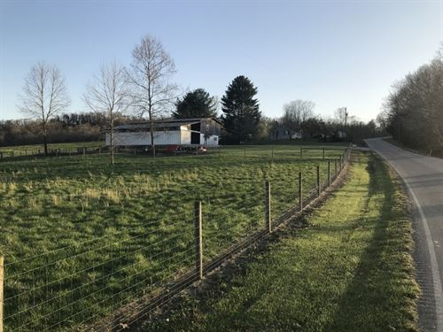 66 Acre Farm In Hart County, Ky : Munfordville : Hart County : Kentucky