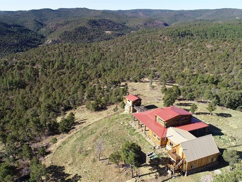 Timber Canyon Retreat : Trinidad : Las Animas County : Colorado