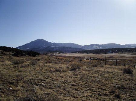 Lower Pass Creek Ranch : Gardner : Huerfano County : Colorado