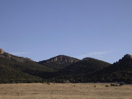 Ramshead Ranch : Walsenburg : Huerfano County : Colorado