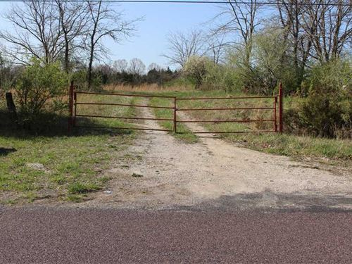 Price Reduced, Great Place to Buil : Fulton : Callaway County : Missouri