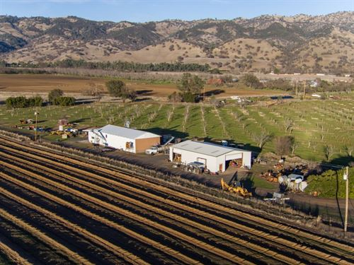 California Farm & Ranch : Brooks : Yolo County : California