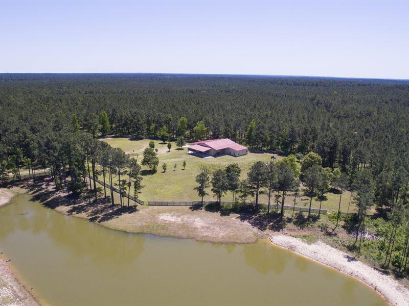 306 Ac Watson Lake Road : Huntsville : Walker County : Texas