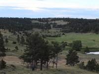 Cabin Creek Ranch : Sheridan : Sheridan County : Wyoming