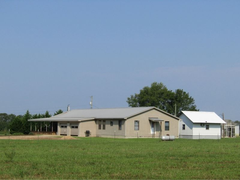 53 Acres In Monroe County Ms Ranch For Sale Prairie
