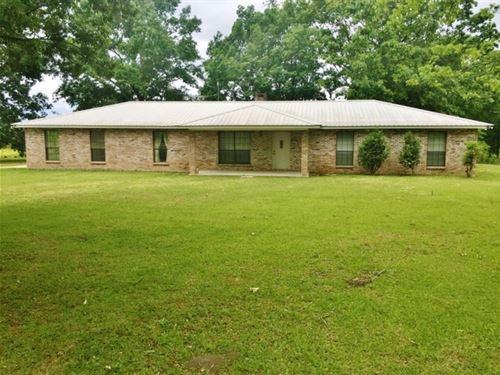 Ranch House With Acreage Franklinto : Franklinton : Washington Parish : Louisiana