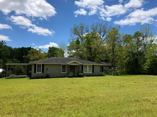 Home And 52 Acres / Tylertown : Tylertown : Walthall County : Mississippi