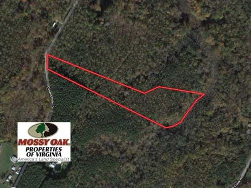 10 Acres of Undeveloped Land For : Middlesex : Virginia