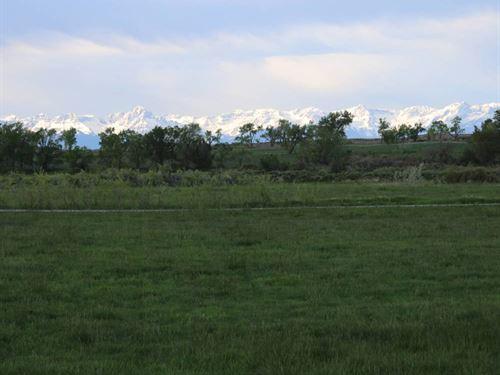 Circle H Ranch Parcel 1 : Montrose : Colorado
