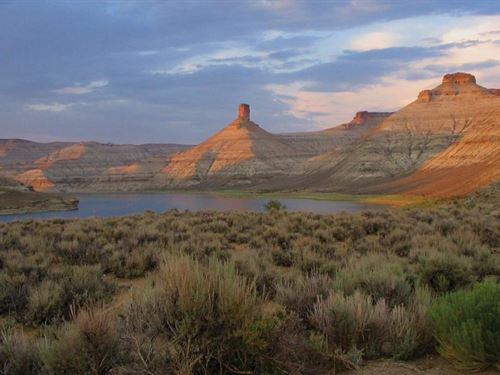 40 Acres In Sweetwater County, Wy : Red Desert Basin : Sweetwater County : Wyoming
