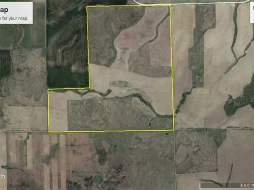 276 Acres of Jewell County Far : Ionia : Jewell County : Kansas