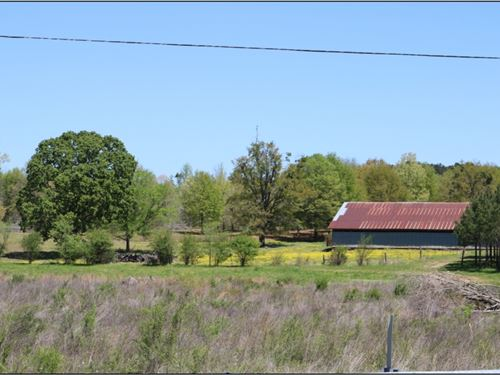 110 Acres In Neshoba County : Philadelphia : Neshoba County : Mississippi
