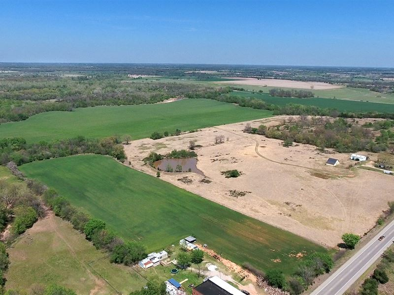 Land Auction In Oklahoma : Shawnee : Pottawatomie County : Oklahoma