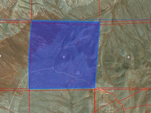 653.28 In Acres Humboldt County, NV : Humboldt : Nevada