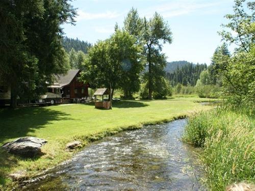 Hidden Treasure Of Little Spokane : Newport : Pend Oreille County : Washington