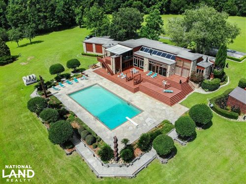 Newman Road Large Contemporary Home : Mobile : Alabama