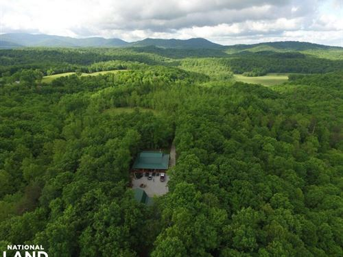 Cumberland Mountains Cabin And Camp : Robbins : Scott County : Tennessee