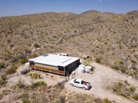 640 Acre Hunting Ranch : Terlingua : Brewster County : Texas