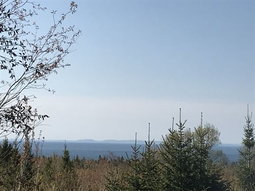 Gay-Lac LA Belle Road, The Lookout : Gay : Keweenaw County : Michigan