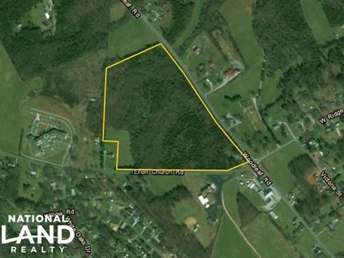 Salisbury Development Opportunity : Salisbury : Rowan County : North Carolina