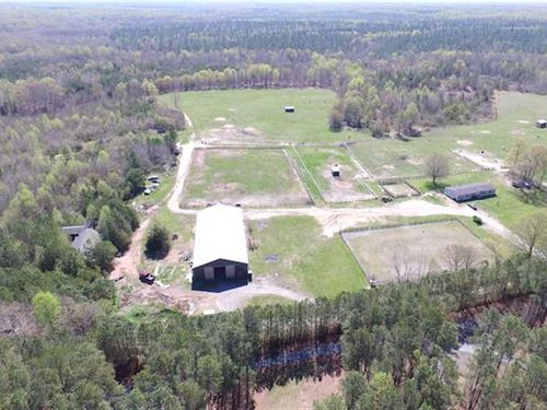 127 Acres of Residential Equestria : Spotsylvania : Virginia