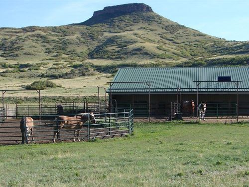 Wild Horse Rock Ranch : Canon City : Fremont County : Colorado
