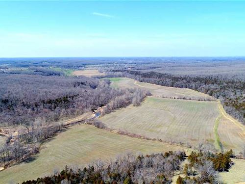 441 Acres of Country Paradise : Gerald : Franklin County : Missouri