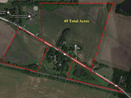 49 Ac Elgin Development Site : Elgin : Kane County : Illinois