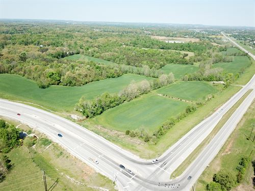 Absolute Auction 94 Ac Dev. Land : Radcliff : Hardin County : Kentucky