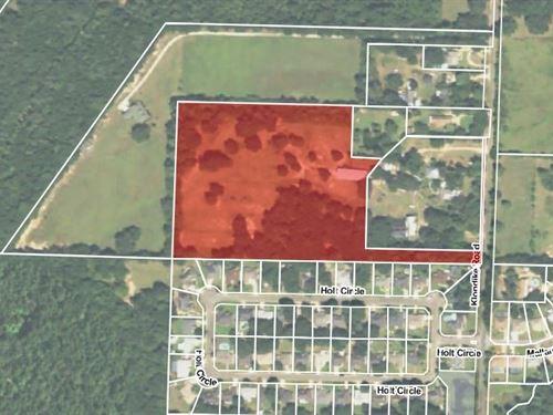 12.95 Acres In Pensacola, FL : Pensacola : Escambia County : Florida
