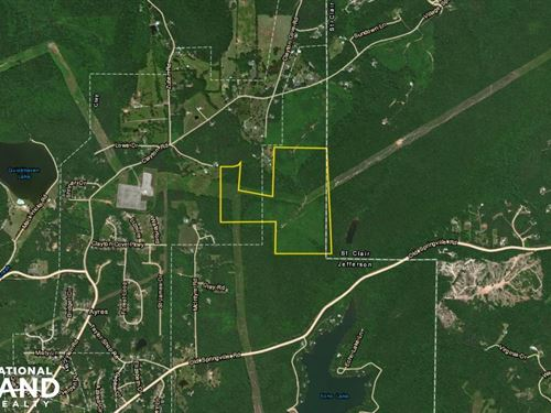 Clayton Cove Road Recreational, Hun : Springville : Jefferson County : Alabama