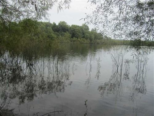 102 Acres With 22 Acre Pond in : Columbia : Maury County : Tennessee