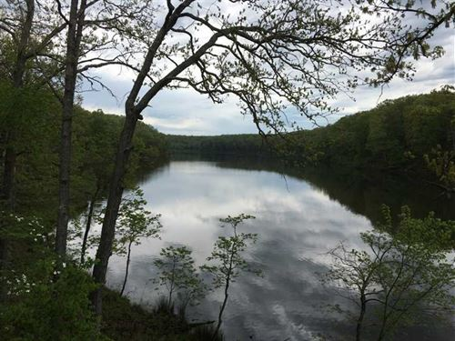 670 Acres w 35 Acre Lake Salem MO : Salem : Dent County : Missouri
