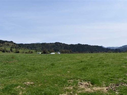 Woodward Creek Ranch 125 Acres : Powers : Coos County : Oregon