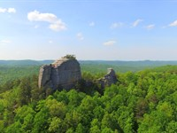 1000 Acres Of Pristine Nature : Jamestown : Pickett County : Tennessee
