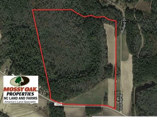Under Contract, 75 Acres of Farm : Whiteville : Columbus County : North Carolina