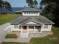 22.5 Acres of Waterfront Residenti : Moyock : Currituck County : North Carolina