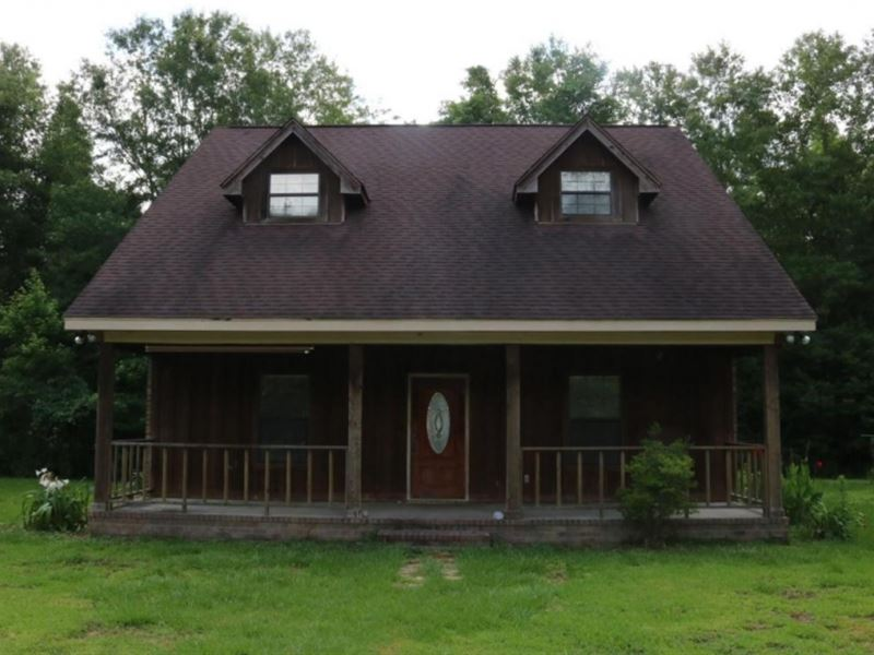 Prime 32 Acres With A Home In Marion Coun Ranch For Sale Home Interior And Landscaping Ologienasavecom