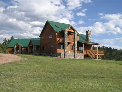 Shiloh Ranch : Florissant : Teller County : Colorado