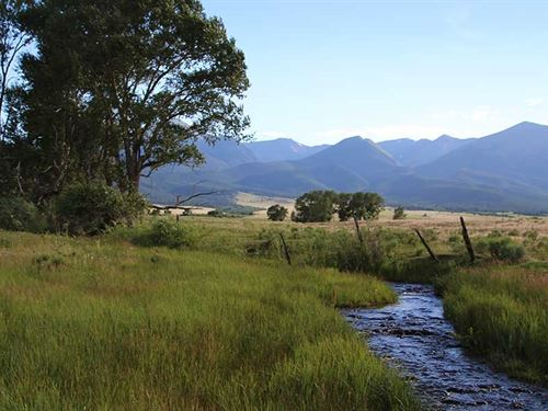 Beckwith Ranch : Westcliffe : Custer County : Colorado