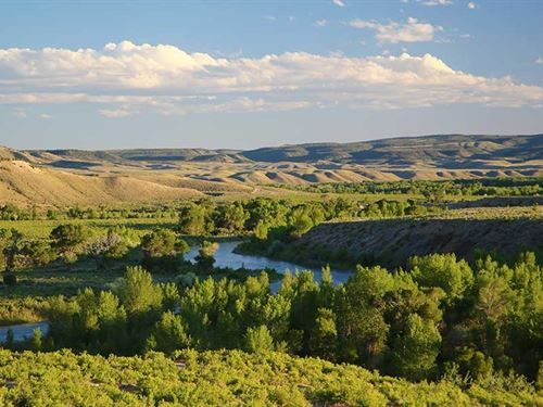 The Lower Ranch At Cross Mountain : Craig : Moffat County : Colorado