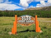 Oleo Ranch : Lake City : Hinsdale County : Colorado