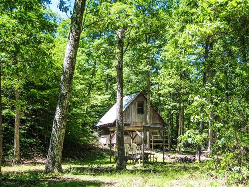 80 Acres of The Perfect Weekend Re : Richwoods : Washington County : Missouri
