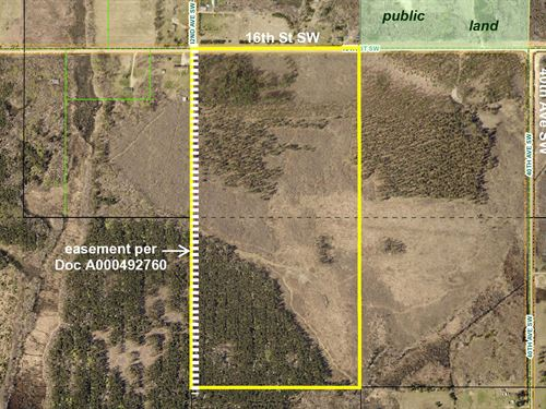 Cass, Pine River, 1383029, W2ne : Backus : Cass County : Minnesota